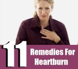 11 Effective Home Remedies For Heartburn