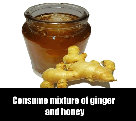ginger and honey