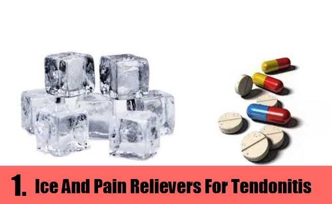 Ice And Pain Relievers