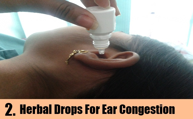 Herbal Ear Drops