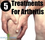 5 Treatments For Arthritis