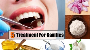 Treatment For Cavities