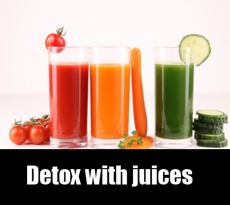 detox with juices