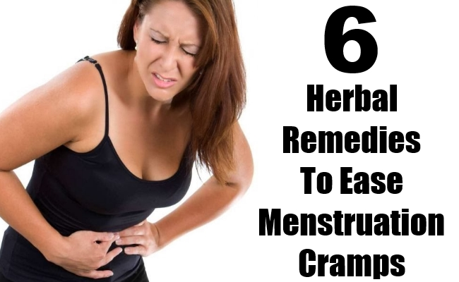 Menstruation Cramps Remedies