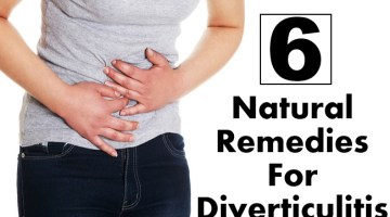 Natural Remedies For Diverticulitis