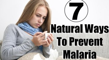 Natural Ways To Prevent Malaria