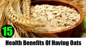 Health Benefits Of Having Oats