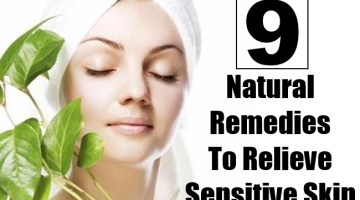 Relieve Sensitive Skin