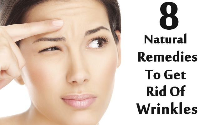 how to get rid of wrinkles on your face naturally