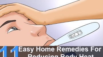 11Easy Home Remedies For Reducing Body Heat