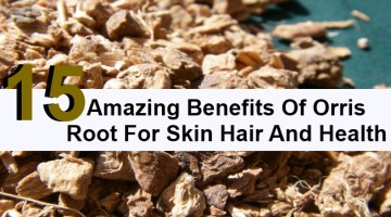 15 Amazing Benefits Of Orris Root For Skin Hair And Health