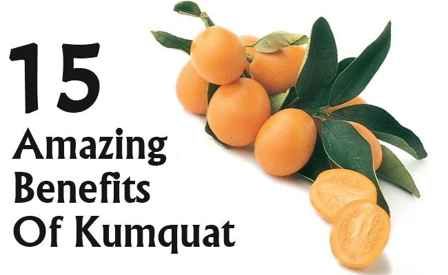 Amazing Benefits Of Kumquat
