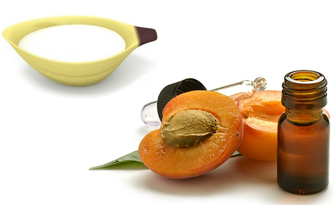Apricot Kernel Oil And Milk
