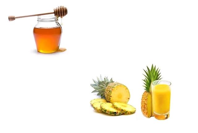 Orange peel avocado honey mask: