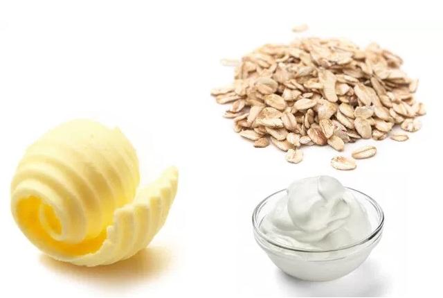 Butter, Oatmeal And Yogurt Mask