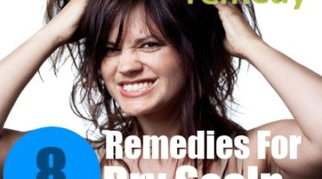 8 Home Remedies For Dry Scalp