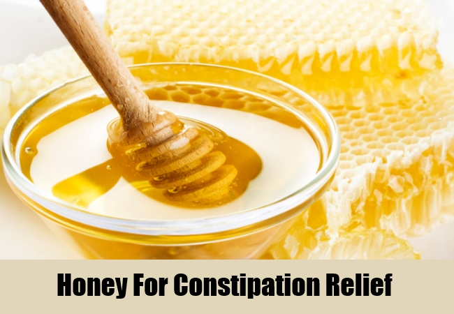 Honey For Constipation Relief