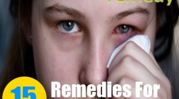 15 Home Remedies For Pink Eye