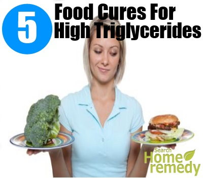 5 Food Cures For High Triglycerides