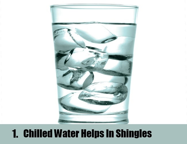 Chilled Water For Shingles