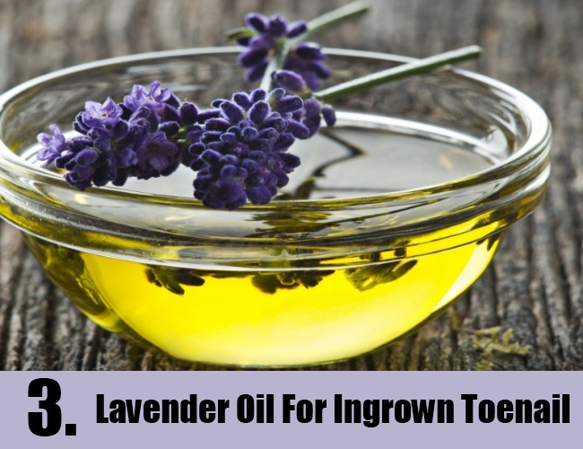 Lavender Oil For Ingrown Toenail