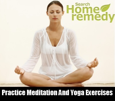 Meditation and Yoga Exercises