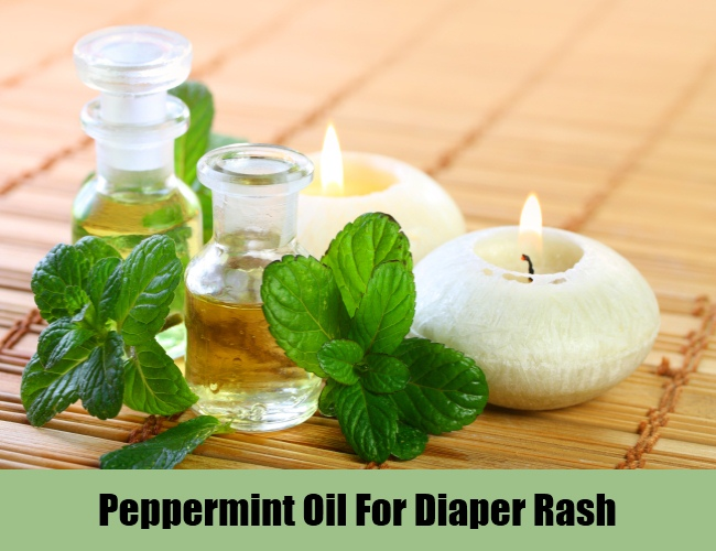 Peppermint Oil For Diaper Rash