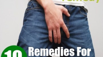 10 Simple Home Remedies For Jock Itch