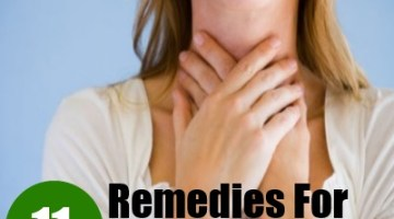 11 Herbal Remedies For Sore Throat