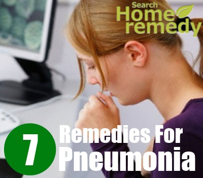 7 Herbal Remedies For Pneumonia