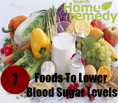Food lower blood sugar level