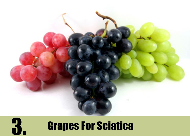 Grapes For Sciatica