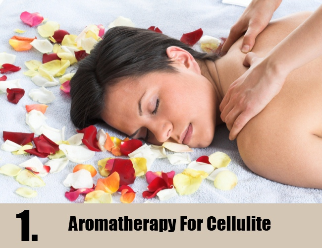 Aromatherapy For Cellulite