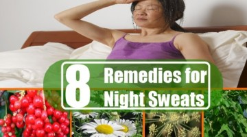Herbal Remedies for Night Sweats