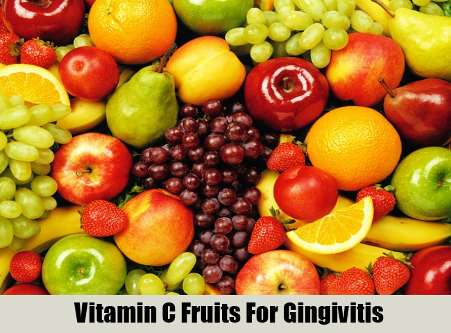 Vitamin C Fruits For Gingivitis