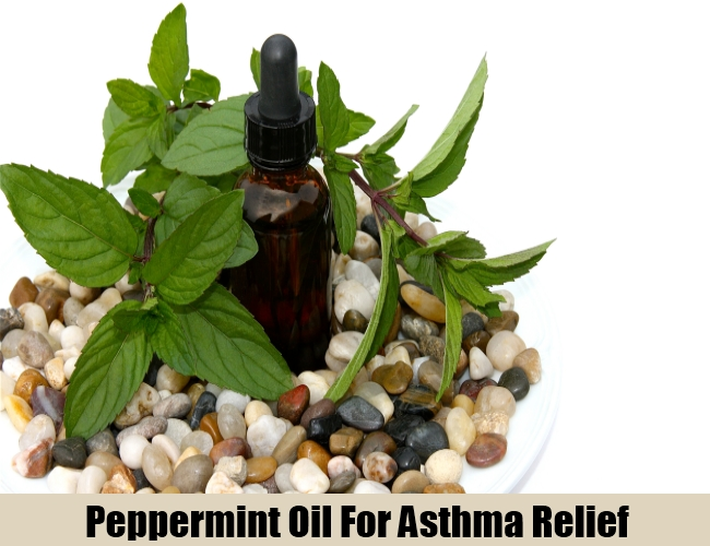 Peppermint Oil For Asthma Relief