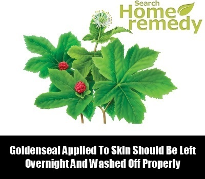 Goldenseal Cures