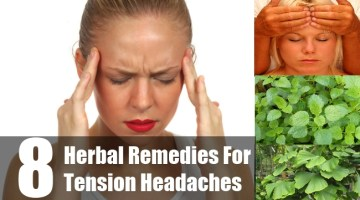 Herbal Remedies For Tension Headaches