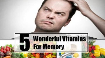 Fortifying Your Memory With Some Wonderful Vitamins