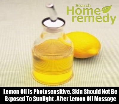 Lemon Oil3
