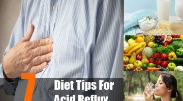 Diet Tips For Acid Reflux