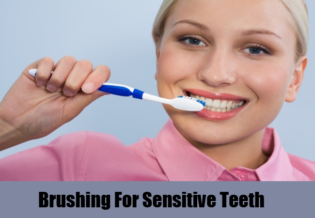 Brushing And Flossing For Sensitive Teeth
