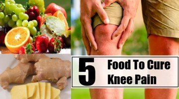 Food To Cure Knee Pain