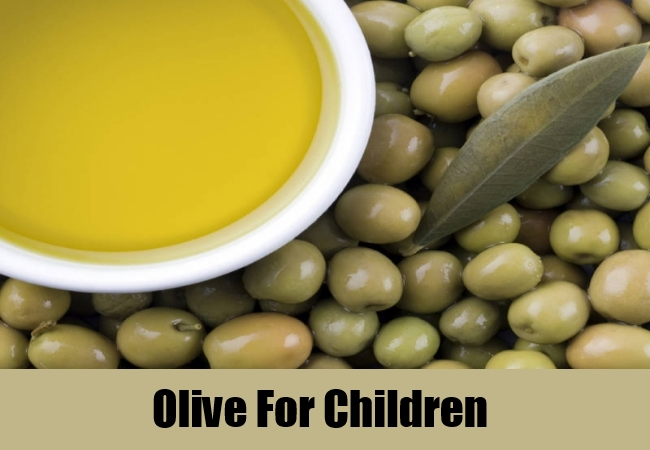 Olive For Children