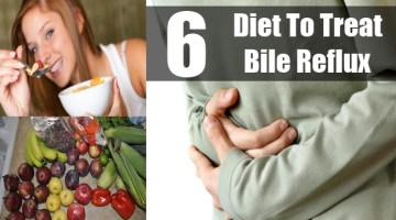 Diet To Treat Bile Reflux
