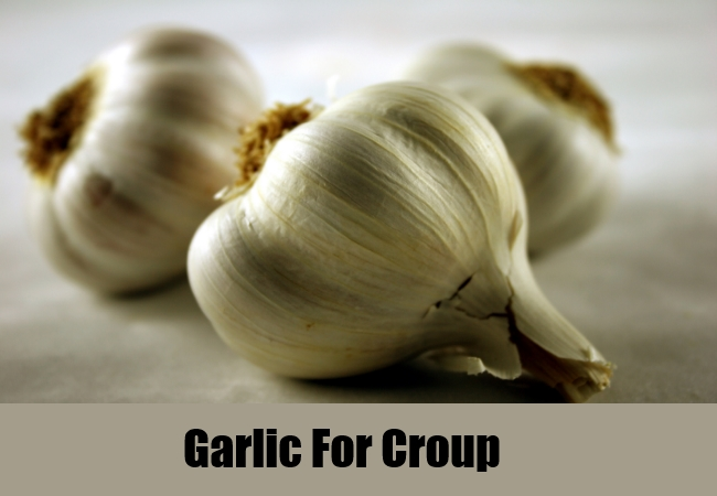 Garlic For Croup