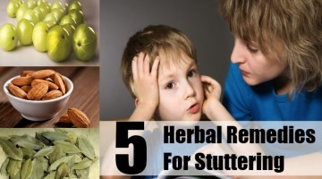 Herbal Remedies For Stuttering