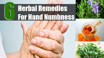 Herbal Remedies For Hand Numbness
