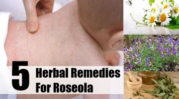Herbal Remedies For Roseola
