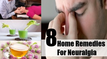 Home Remedies For Neuralgia